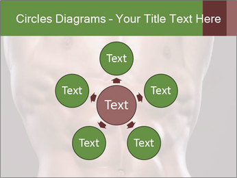 Male torso PowerPoint Templates - Slide 78