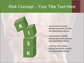 Male torso PowerPoint Template - Slide 81