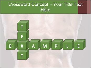 Male torso PowerPoint Template - Slide 82
