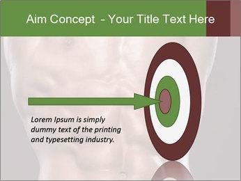 Male torso PowerPoint Template - Slide 83