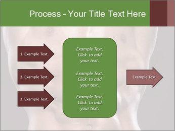 Male torso PowerPoint Template - Slide 85