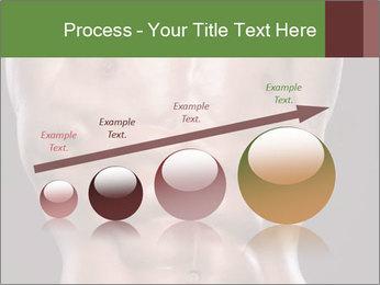 Male torso PowerPoint Template - Slide 87