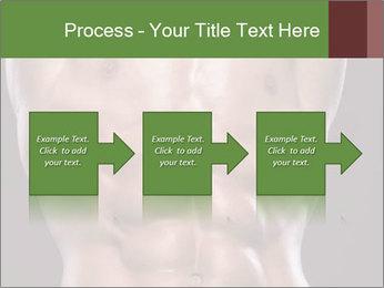 Male torso PowerPoint Template - Slide 88