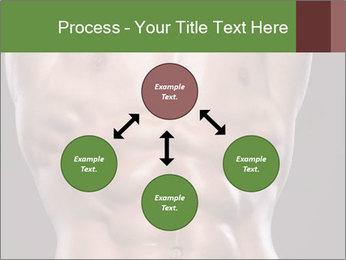 Male torso PowerPoint Template - Slide 91