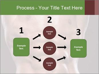 Male torso PowerPoint Template - Slide 92