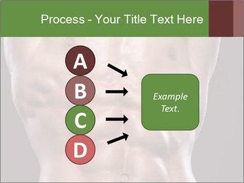 Male torso PowerPoint Template - Slide 94