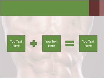 Male torso PowerPoint Templates - Slide 95