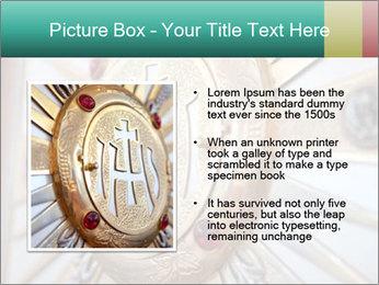 Catholic tabernacle PowerPoint Template - Slide 13