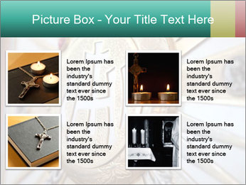 Catholic tabernacle PowerPoint Template - Slide 14
