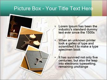Catholic tabernacle PowerPoint Template - Slide 17