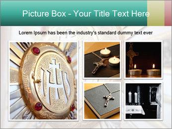 Catholic tabernacle PowerPoint Template - Slide 19