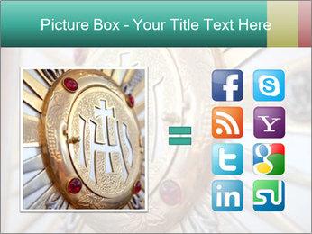 Catholic tabernacle PowerPoint Template - Slide 21