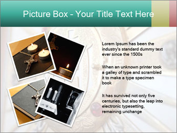 Catholic tabernacle PowerPoint Template - Slide 23