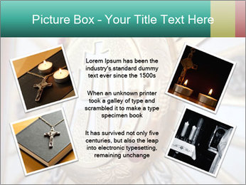Catholic tabernacle PowerPoint Template - Slide 24