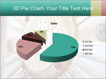 Catholic tabernacle PowerPoint Template - Slide 35