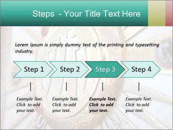 Catholic tabernacle PowerPoint Template - Slide 4