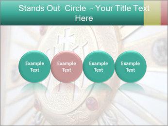 Catholic tabernacle PowerPoint Template - Slide 76