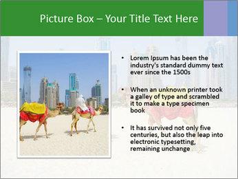 Dubai Camel PowerPoint Template - Slide 13
