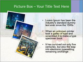 Dubai Camel PowerPoint Template - Slide 17