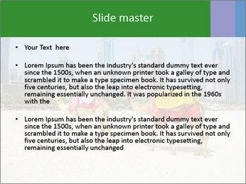 Dubai Camel PowerPoint Template - Slide 2