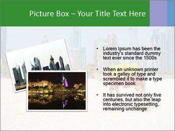 Dubai Camel PowerPoint Template - Slide 20