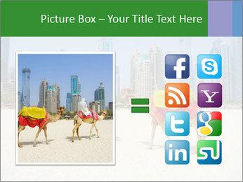 Dubai Camel PowerPoint Template - Slide 21