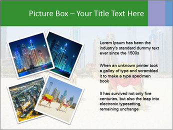 Dubai Camel PowerPoint Template - Slide 23