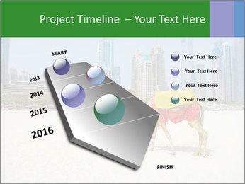 Dubai Camel PowerPoint Template - Slide 26