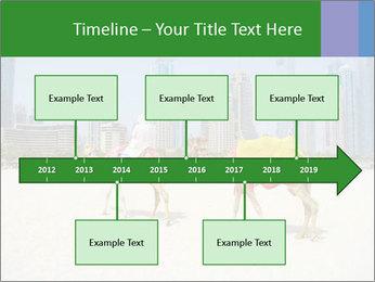 Dubai Camel PowerPoint Template - Slide 28
