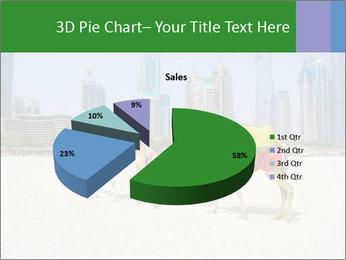 Dubai Camel PowerPoint Template - Slide 35