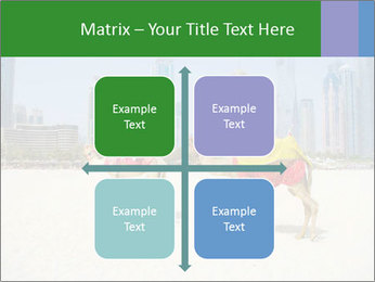 Dubai Camel PowerPoint Template - Slide 37