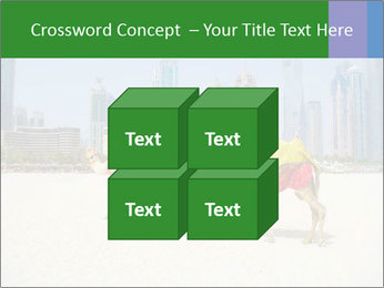 Dubai Camel PowerPoint Template - Slide 39