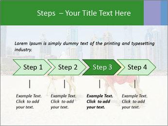Dubai Camel PowerPoint Template - Slide 4
