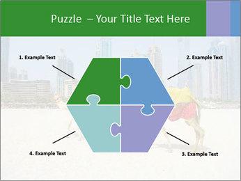 Dubai Camel PowerPoint Template - Slide 40