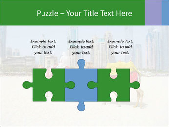 Dubai Camel PowerPoint Template - Slide 42