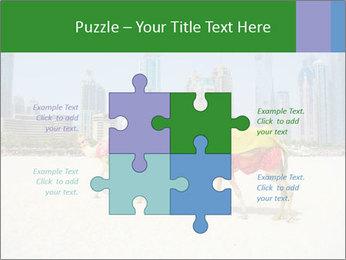 Dubai Camel PowerPoint Template - Slide 43