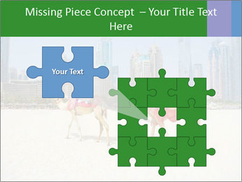Dubai Camel PowerPoint Template - Slide 45