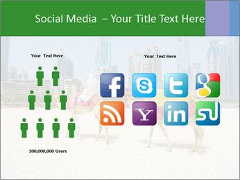 Dubai Camel PowerPoint Template - Slide 5