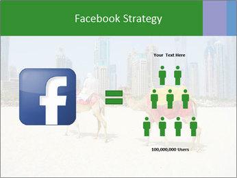 Dubai Camel PowerPoint Template - Slide 7