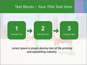 Dubai Camel PowerPoint Template - Slide 71
