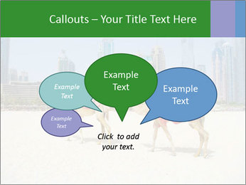 Dubai Camel PowerPoint Template - Slide 73