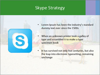 Dubai Camel PowerPoint Template - Slide 8