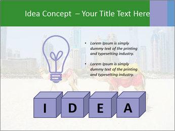 Dubai Camel PowerPoint Template - Slide 80