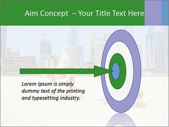 Dubai Camel PowerPoint Template - Slide 83