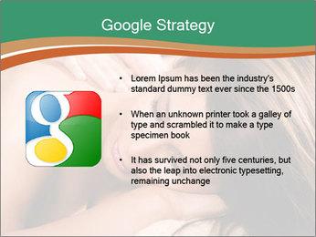 Woman enjoy PowerPoint Templates - Slide 10