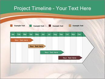 Woman enjoy PowerPoint Templates - Slide 25