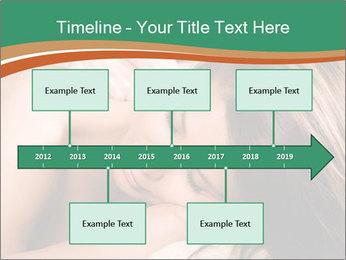 Woman enjoy PowerPoint Templates - Slide 28