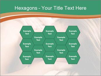 Woman enjoy PowerPoint Templates - Slide 44