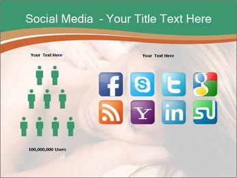 Woman enjoy PowerPoint Templates - Slide 5
