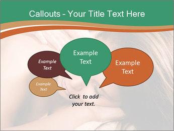 Woman enjoy PowerPoint Templates - Slide 73